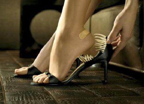 Бережіть ваші ніжки