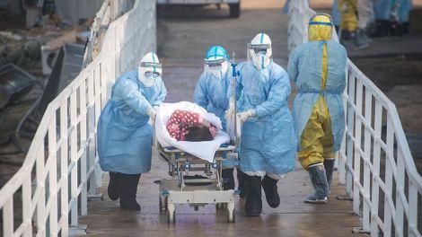 Смерті від коронавірусу