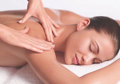 Як за допомогою масажу активувати гормони щастя
