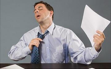 робота в офісі може обернутись проблемами зі здоров'ям