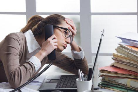 Стресова робота у жінок