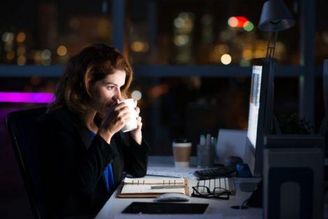 Ожиріння може виникати через нічні зміни на роботі
