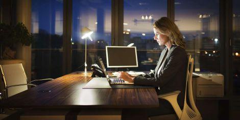 Шкода нічної роботи для жінки