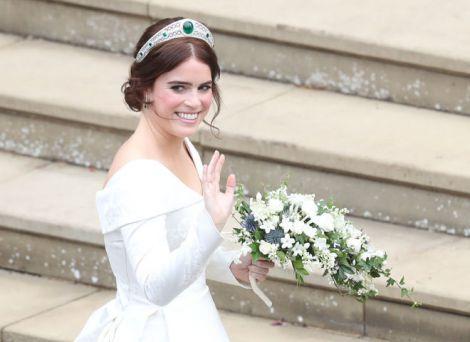 Вагітність принцеси Євгенії