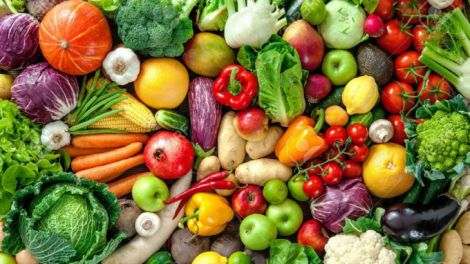 Пестициди у фруктах та овочах