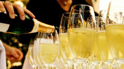 Шампанське в помірній кількості корисне