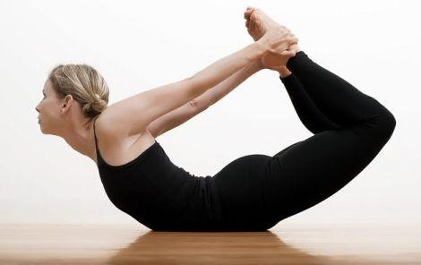 Йога чудово знімає напругу м'язів