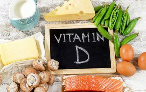 Чотири симптоми нестачі вітаміну D