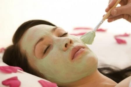 горохова маска для обличчя позбавить вас від зайвого блиску шкіри
