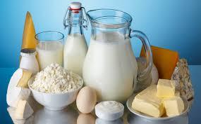 Неправильне зберігання молочних продуктів