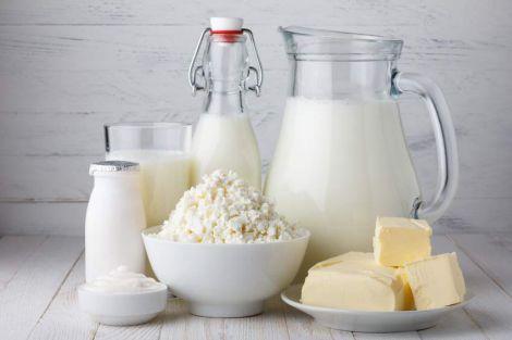 Шкода молочних продуктів