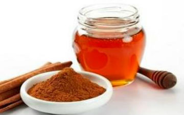 Кориця з медом активно спалює жири