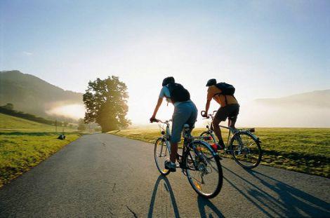 Їзда на велосипеді знижує розвиток раку