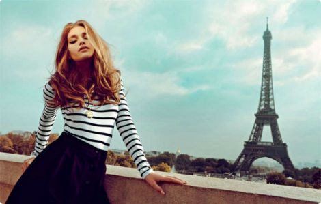Французька жінка