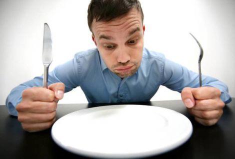 Постійне відчуття голоду