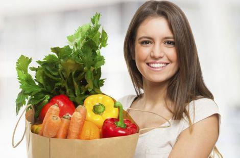 Овочі для шкіри