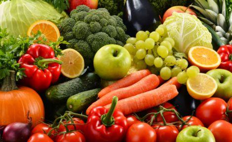 Фрукти та овочі, які рятують від раку