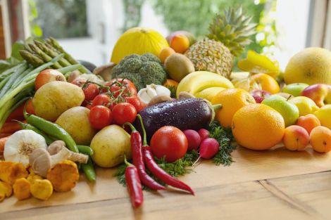 Від зморшок позбавлять овочі