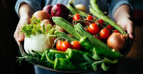 Найкорисніші овочі для здоров'я