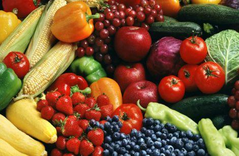 Фрукти і овочі для профілактики раку