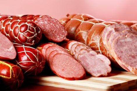 Вживання обробленого м'яса