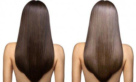 Вирівнювання волосся