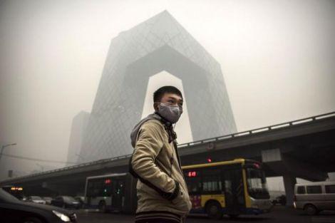 Забруднене повітря у В'єтнамі