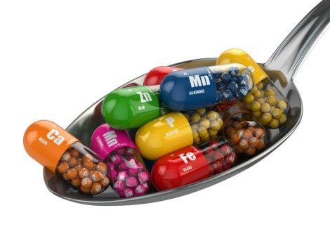 Вітаміни можуть викликати нудоту