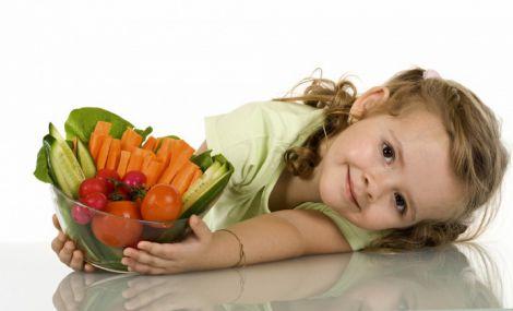 Вітаміни для маленьких дітей