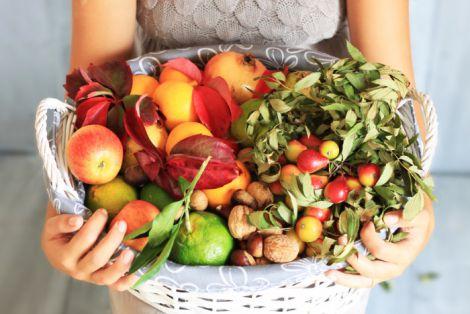 Полезные осенние витамины