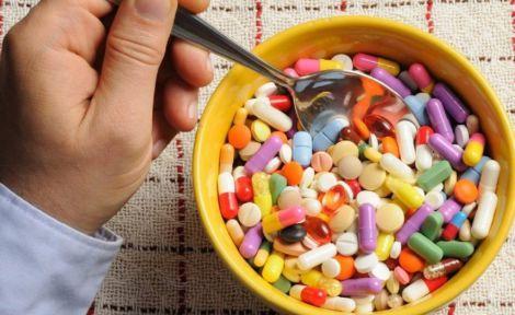 Безконтрольне вживання вітамінів