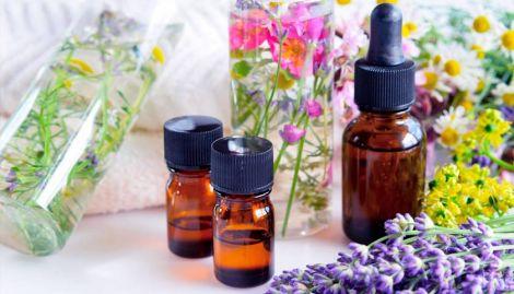 Ефірні олії від стресу