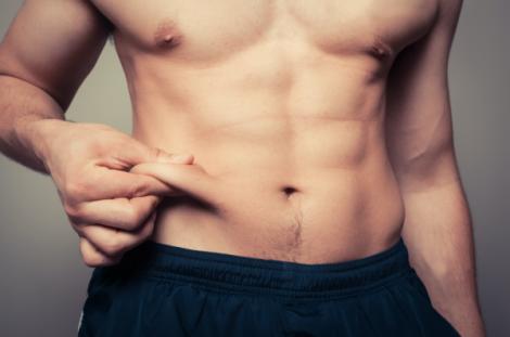 Як прибрати зайвий жир з живота? (Відео)