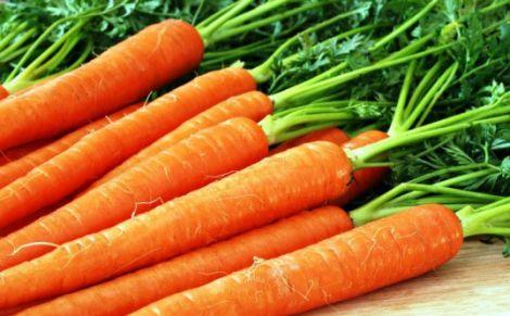 Хвороба і морква