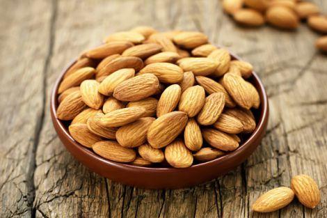 Мигдаль знижує рівень холестерину