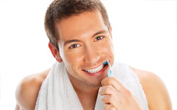 зубна паста може бути шкідливою для чоловіків