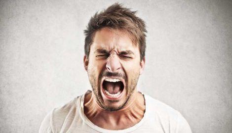 Гнів - ознака прихованої депресії