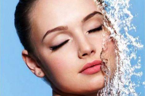 Вмивання обличчя