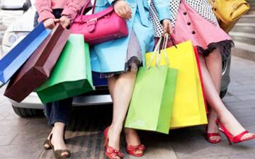 передсвятковий шопінг допоможе схуднути