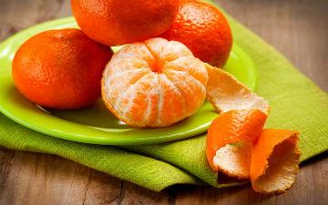 Приклад мандаринової дієти
