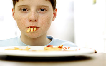 Рецепти дитячих сніданків