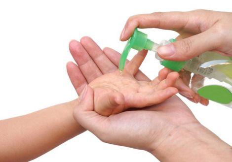 Антисептики для рук стають нефективними