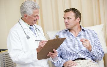 Симптоми молочниці у чоловіків