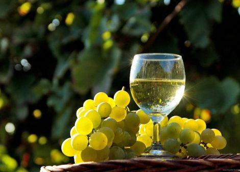 Користь білого вина