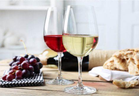 Червоне вино для схуднення