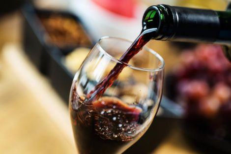 Безпечні дози вина