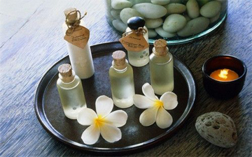 ефірні олії врятують від проблем зі шкірою
