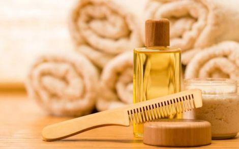 Олії для догляду за тілом та обличчям