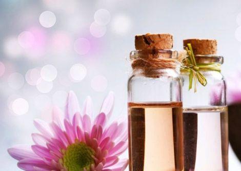 Ефірні олії замість парфумів