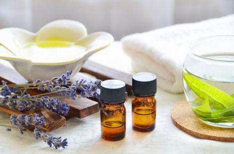 Ефірні олії для волосся